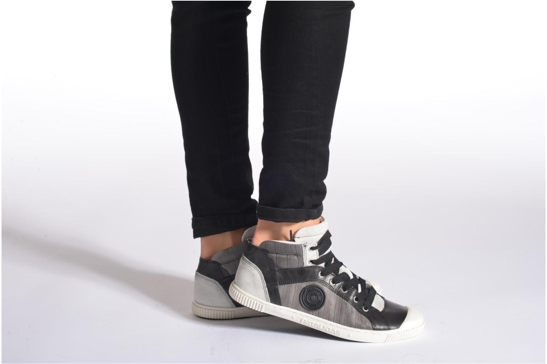 Sneakers Pataugas Bosco F Nero immagine dal basso