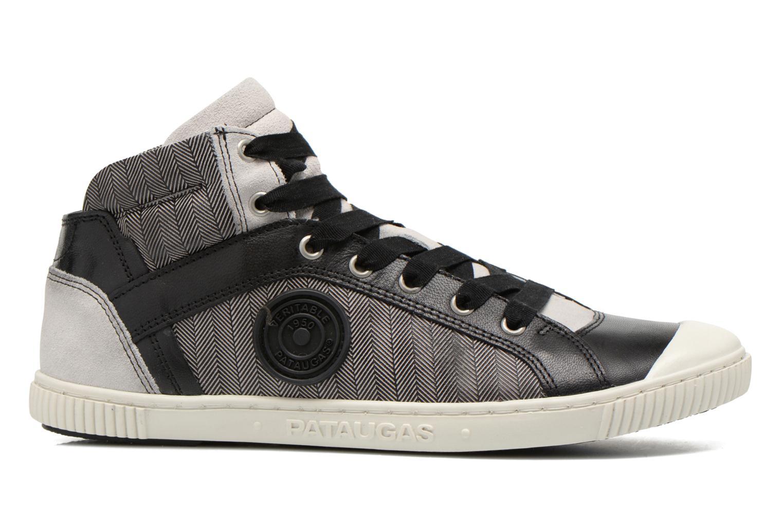 Sneakers Pataugas Bosco F Zwart achterkant