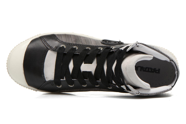 Sneakers Pataugas Bosco F Nero immagine sinistra