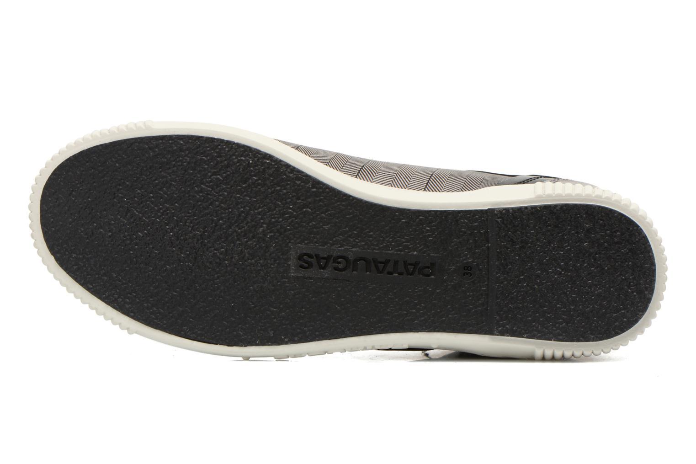 Sneakers Pataugas Bosco F Nero immagine dall'alto