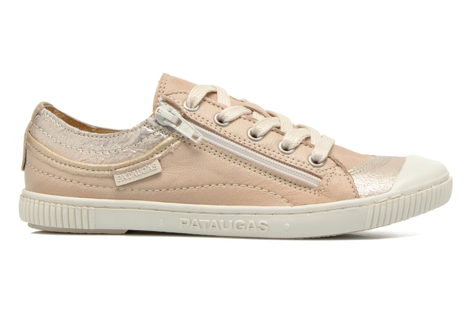 Trainers Pataugas Bisk J Beige back view
