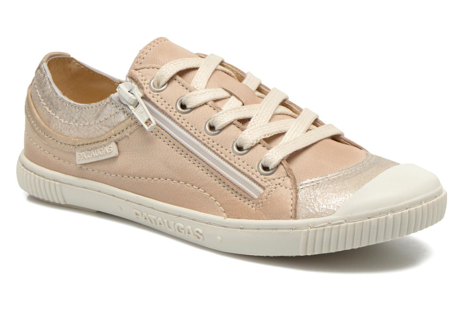Trainers Pataugas Bisk J Beige detailed view/ Pair view