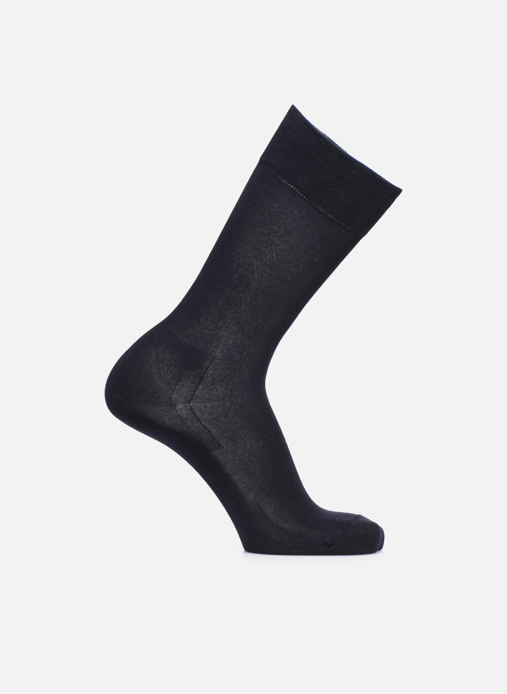 Chaussettes et collants Falke Mini-Socquettes COOL 24/7 Bleu vue détail/paire