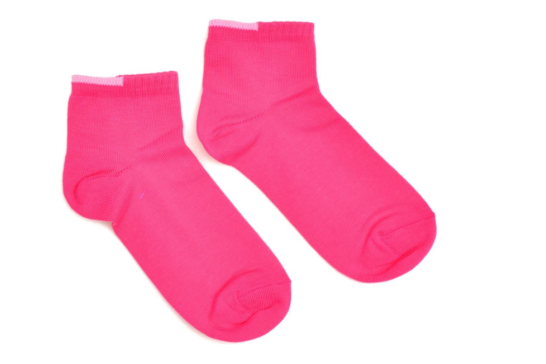Chaussettes et collants Falke Mini-Socquettes FRIENDS Pack de 2 Rose vue détail/paire