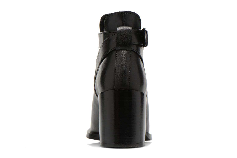 Bottines et boots Minelli F80 801 Noir vue droite