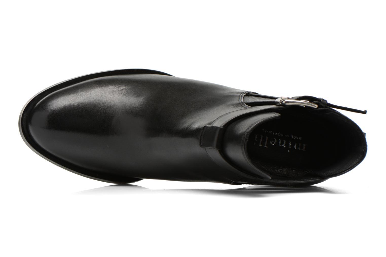 Bottines et boots Minelli F80 801 Noir vue gauche