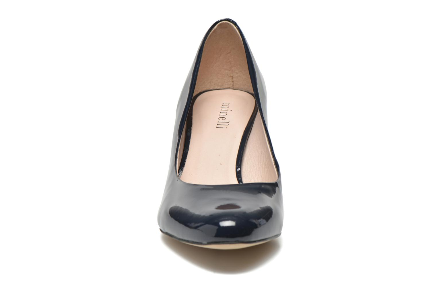 High heels Minelli F91 400/VER Blue model view