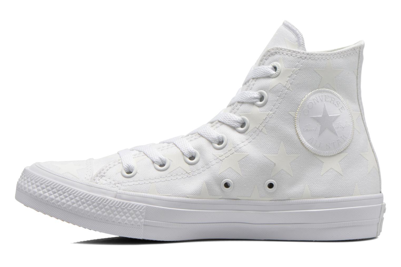 Sneakers Converse Chuck Taylor All Star II Hi W Bianco immagine frontale