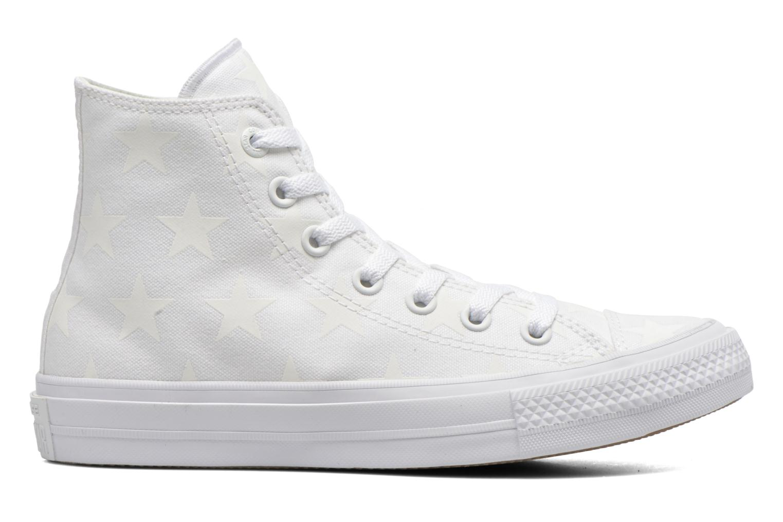 Sneakers Converse Chuck Taylor All Star II Hi W Bianco immagine posteriore