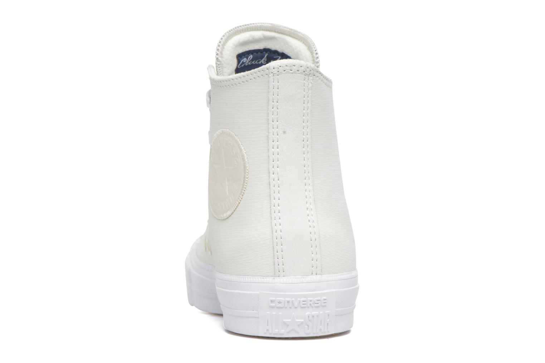 Sneakers Converse Chuck Taylor All Star II Hi W Hvid Se fra højre