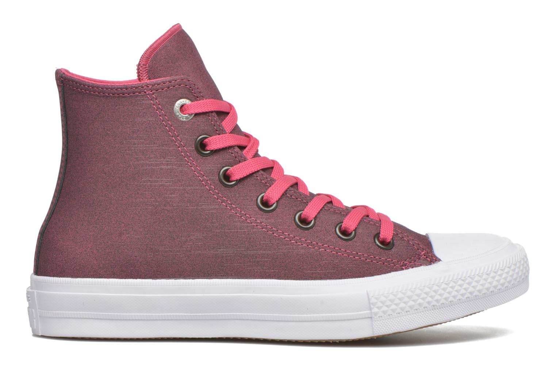 Sneaker Converse Chuck Taylor All Star II Hi W rosa ansicht von hinten