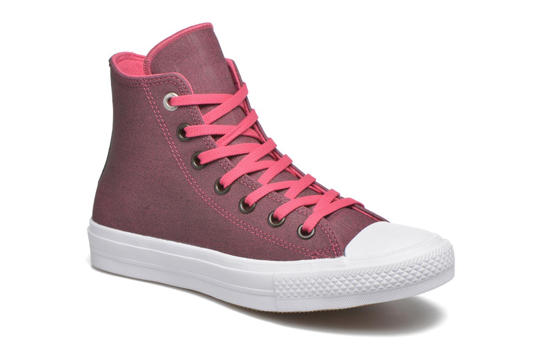 Chuck Taylor All Star II Hi W Vivid Pink/Black/White