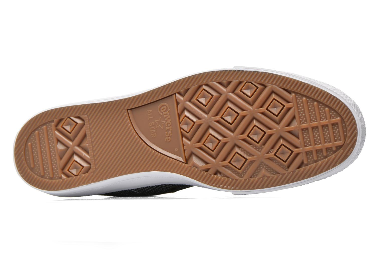 Sneaker Converse Chuck Taylor All Star II Hi M schwarz ansicht von oben