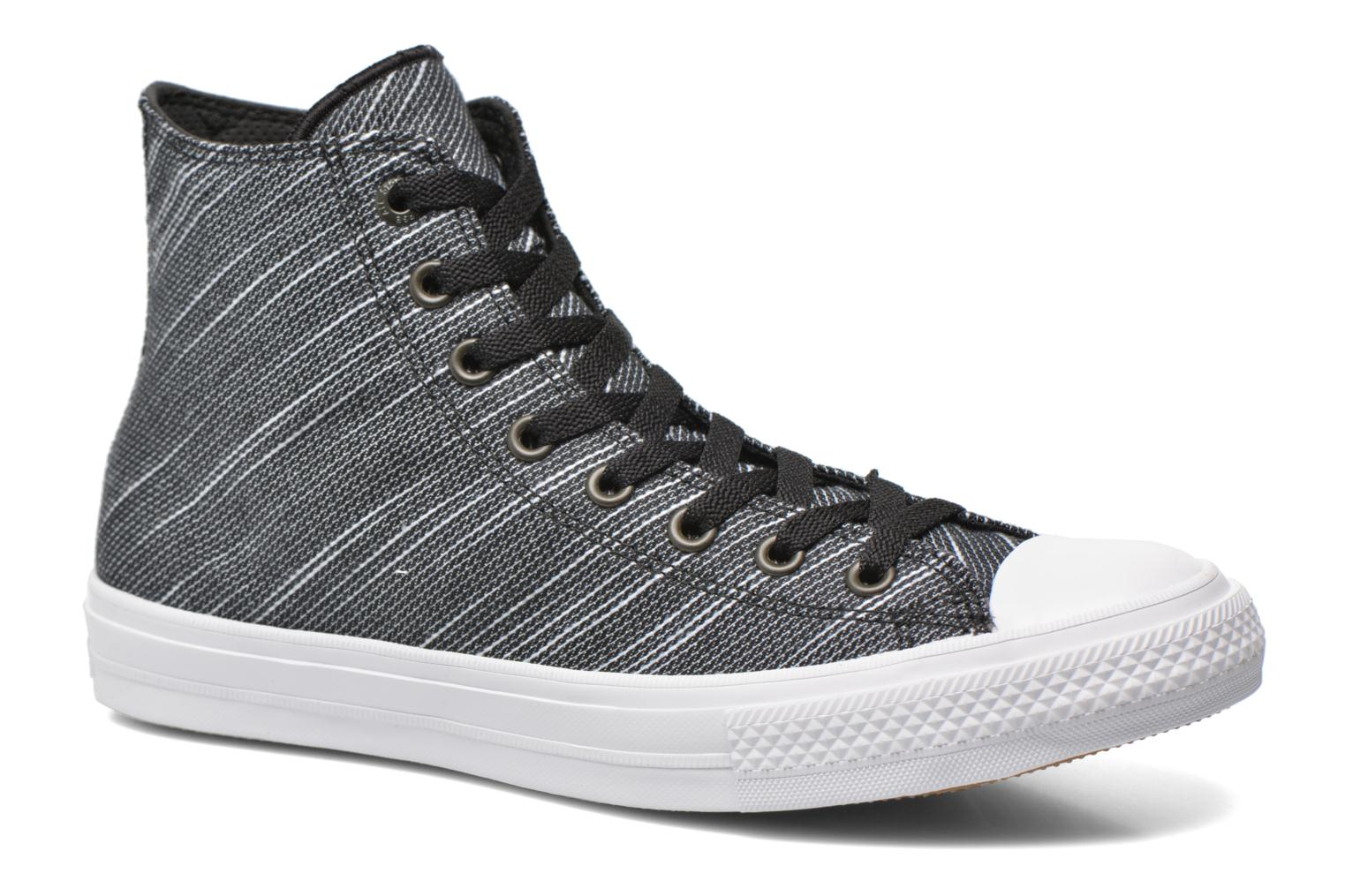 Chuck Taylor All Star II Hi M Knit Black-White-Navy