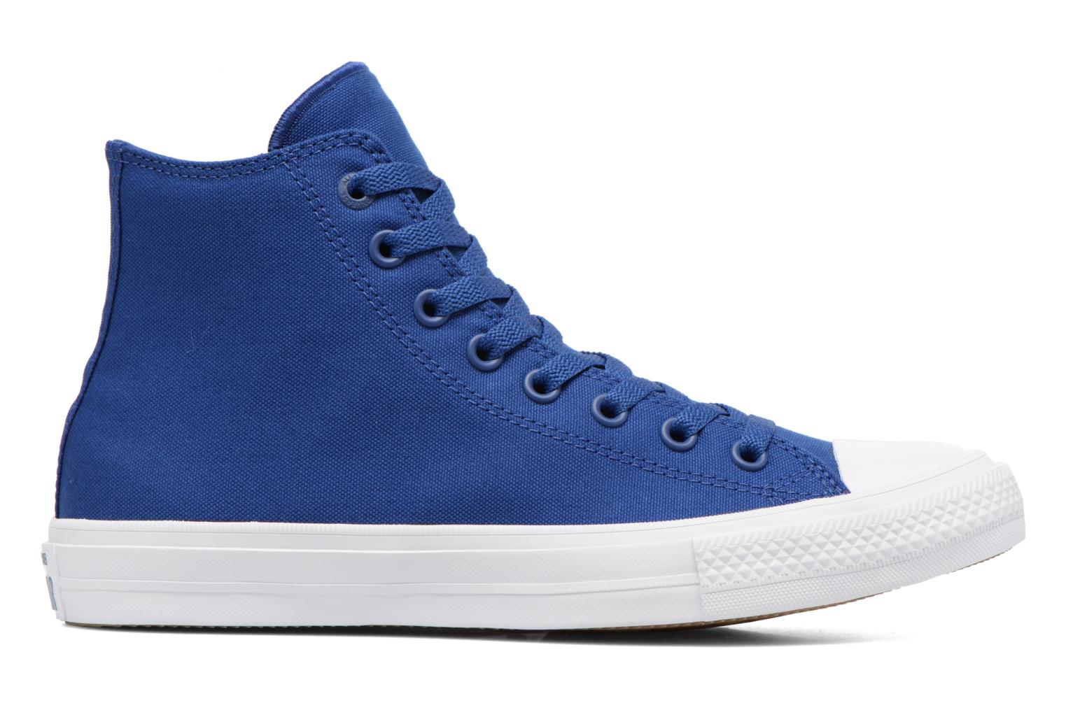 Trainers Converse Chuck Taylor All Star II Hi M Blue back view