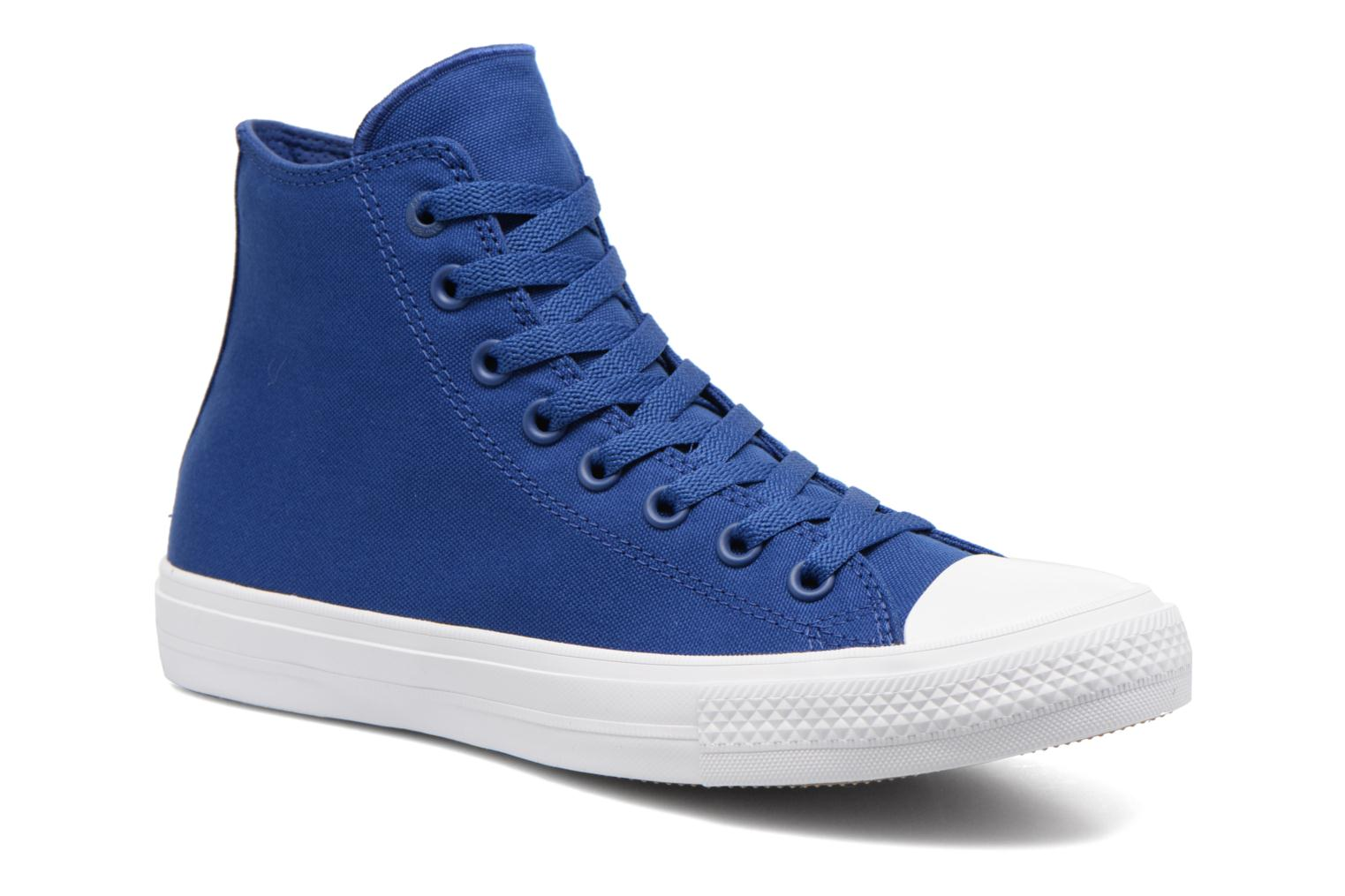 Trainers Converse Chuck Taylor All Star II Hi M Blue detailed view/ Pair view