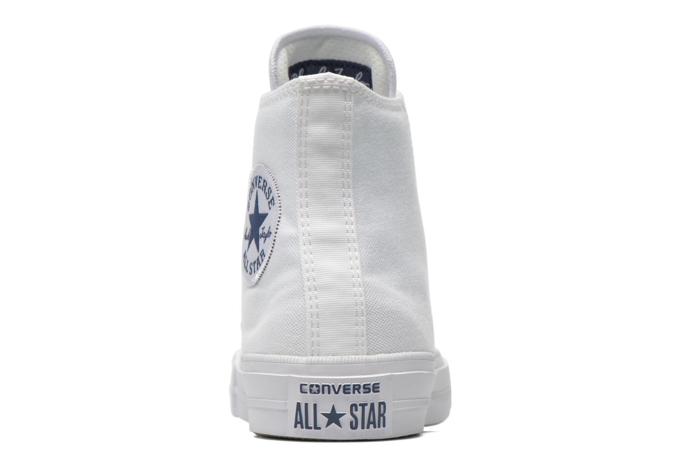 Baskets Converse Chuck Taylor All Star II Hi M Blanc vue droite