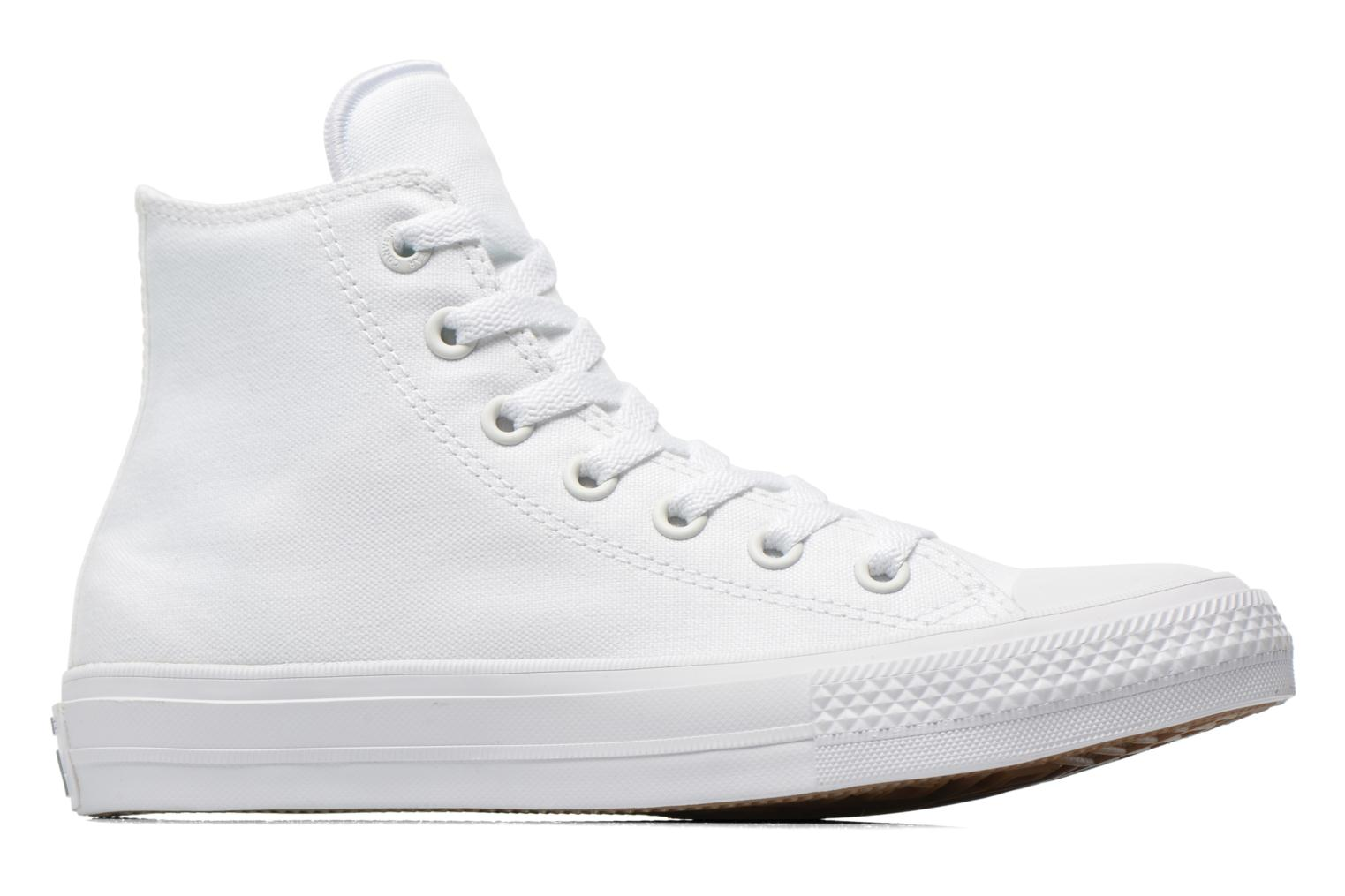 Sneakers Converse Chuck Taylor All Star II Hi M Wit achterkant