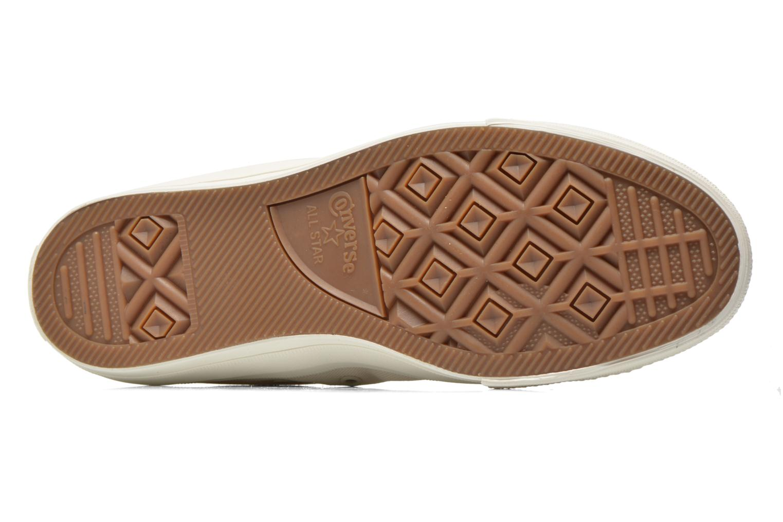 Sneakers Converse Chuck Taylor All Star II Hi M Beige boven
