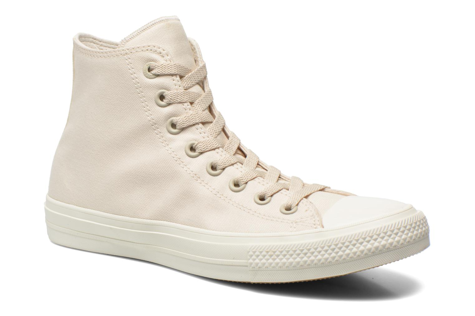 Trainers Converse Chuck Taylor All Star II Hi M Beige detailed view/ Pair view