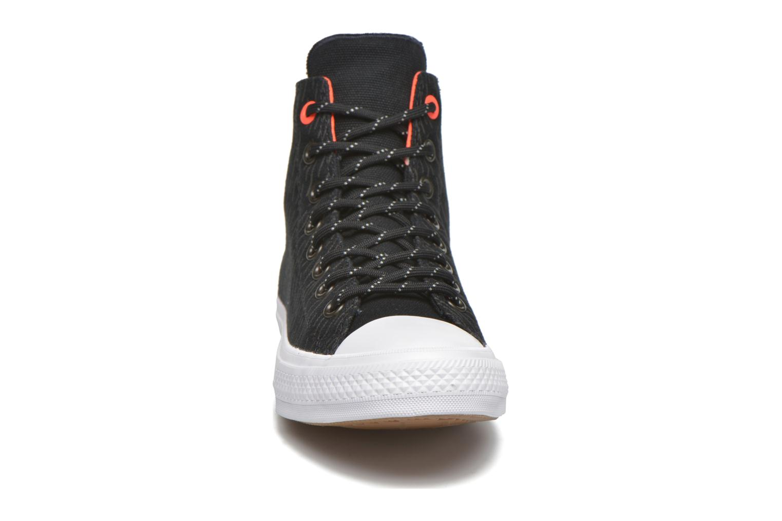 Chuck Taylor All Star II Hi M Shield canvas Black