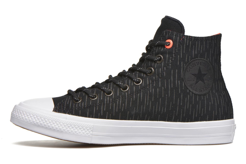Sneakers Converse Chuck Taylor All Star II Hi M Zwart voorkant