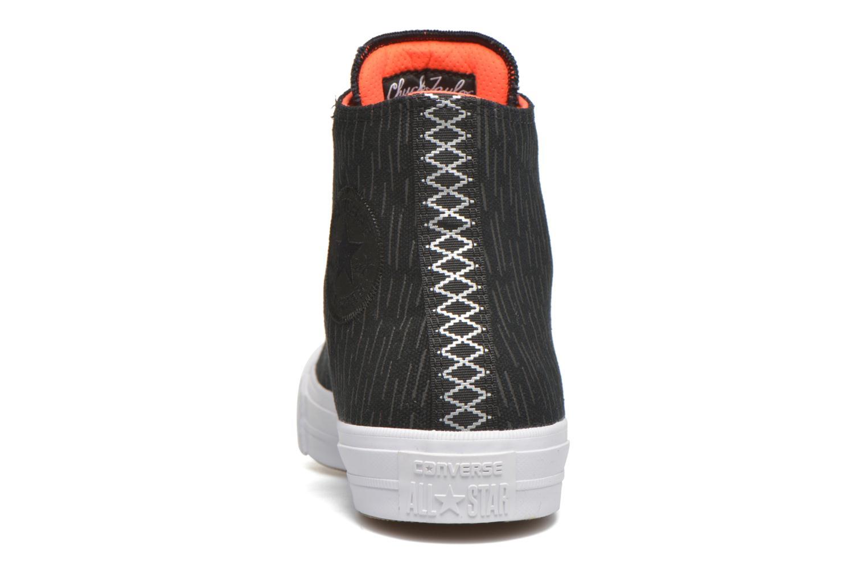 Sneakers Converse Chuck Taylor All Star II Hi M Zwart rechts