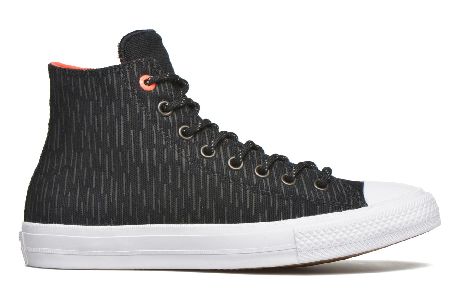 Trainers Converse Chuck Taylor All Star II Hi M Black back view
