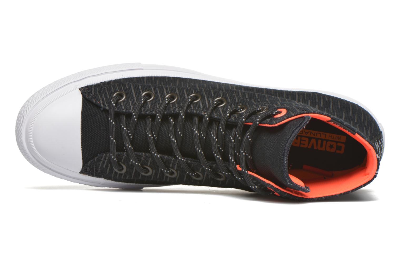 Sneakers Converse Chuck Taylor All Star II Hi M Zwart links