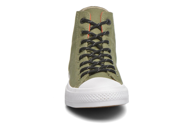 Sneakers Converse Chuck Taylor All Star II Hi M Grön bild av skorna på