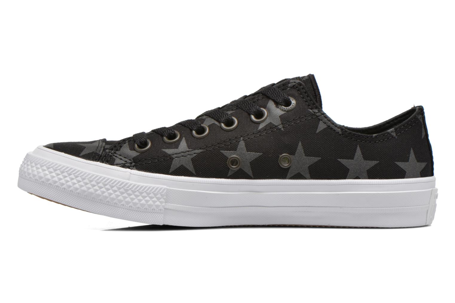 Trainers Converse Chuck Taylor All Star II Ox W Black front view