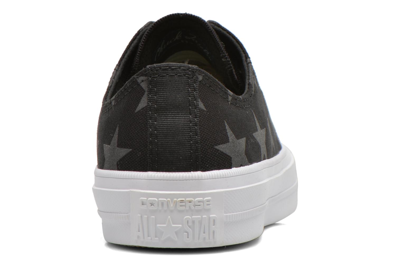 Chuck Taylor All Star II Ox W Black-black-white