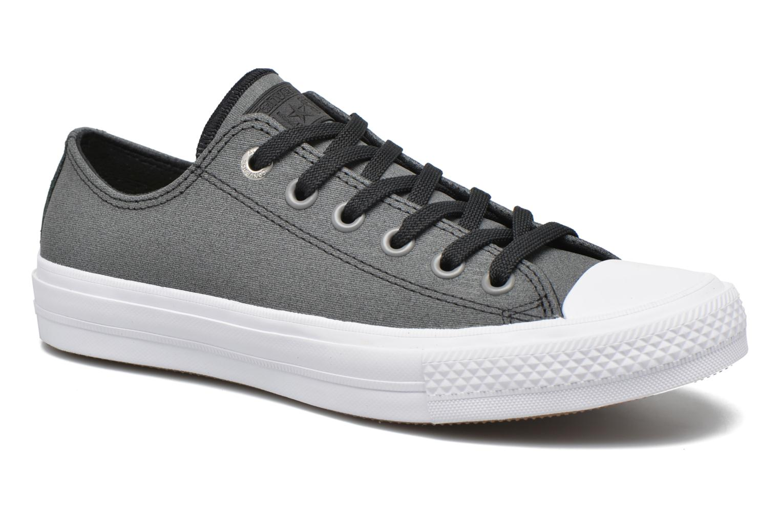 Chuck Taylor All Star II Ox W Black/Mason/White