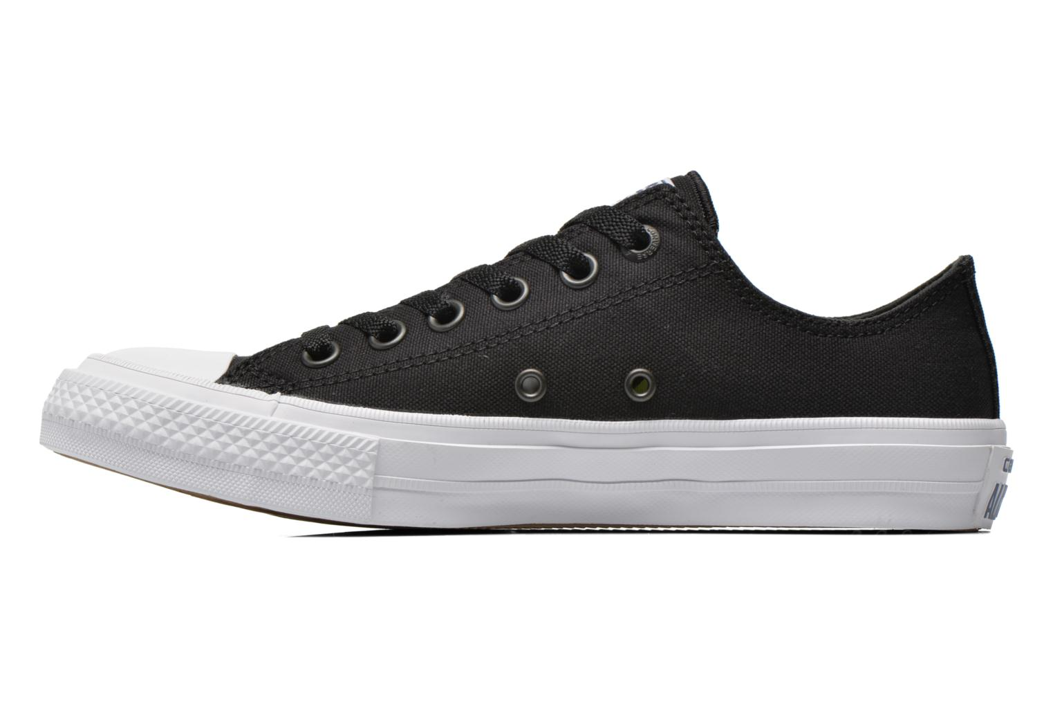 Trainers Converse Chuck Taylor All Star II Ox M Black front view