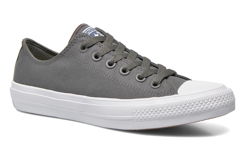 Sneaker Converse Chuck Taylor All Star II Ox M grau detaillierte ansicht/modell