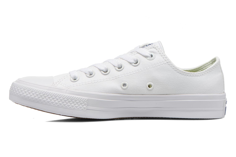 Sneaker Converse Chuck Taylor All Star II Ox M weiß ansicht von vorne