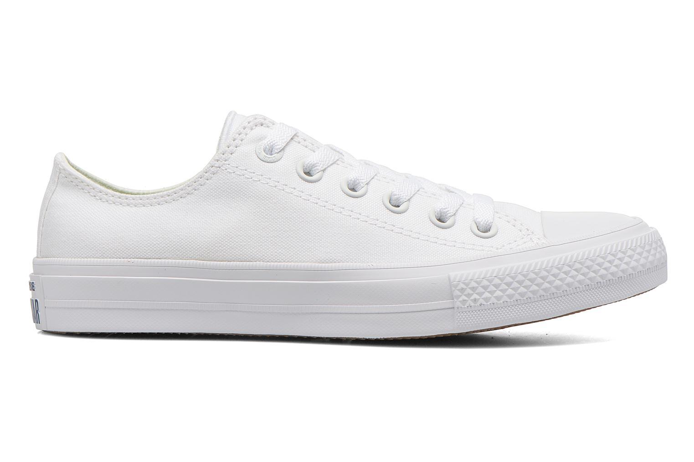 Sneaker Converse Chuck Taylor All Star II Ox M weiß ansicht von hinten