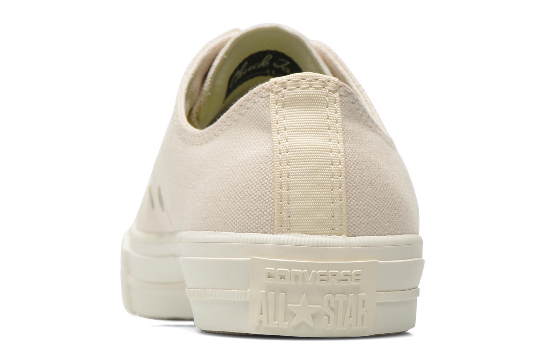 Sneakers Converse Chuck Taylor All Star II Ox M Beige rechts