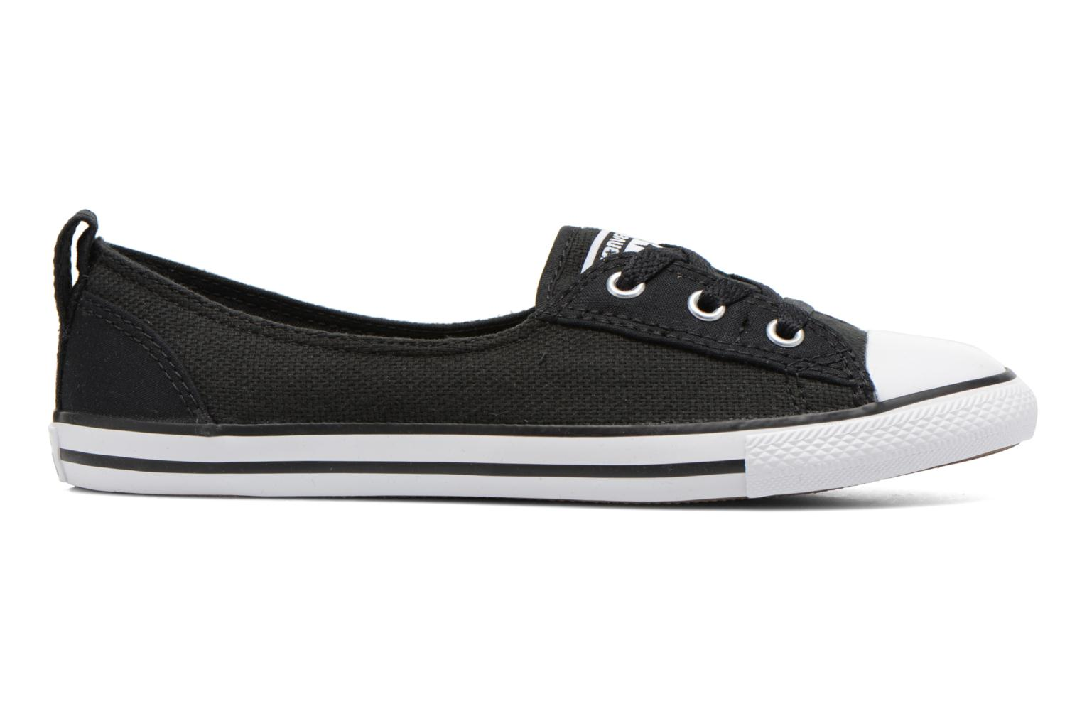 Chuck Taylor All Star Ballet Lace Black-White-Black