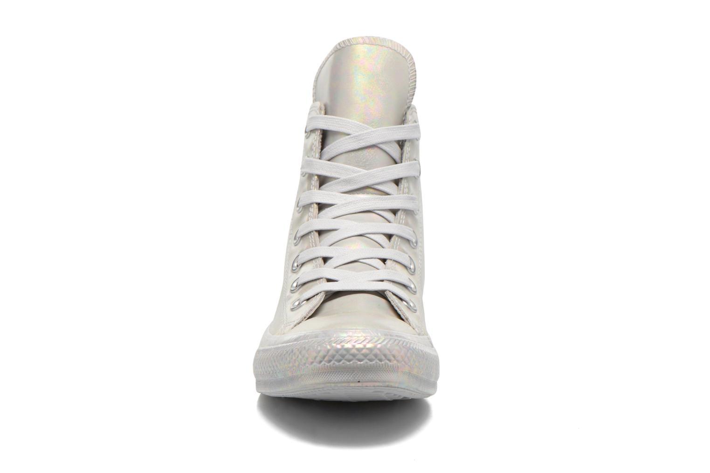 Baskets Converse Chuck Taylor All Star Oil Slick Rubber Multicolore vue portées chaussures