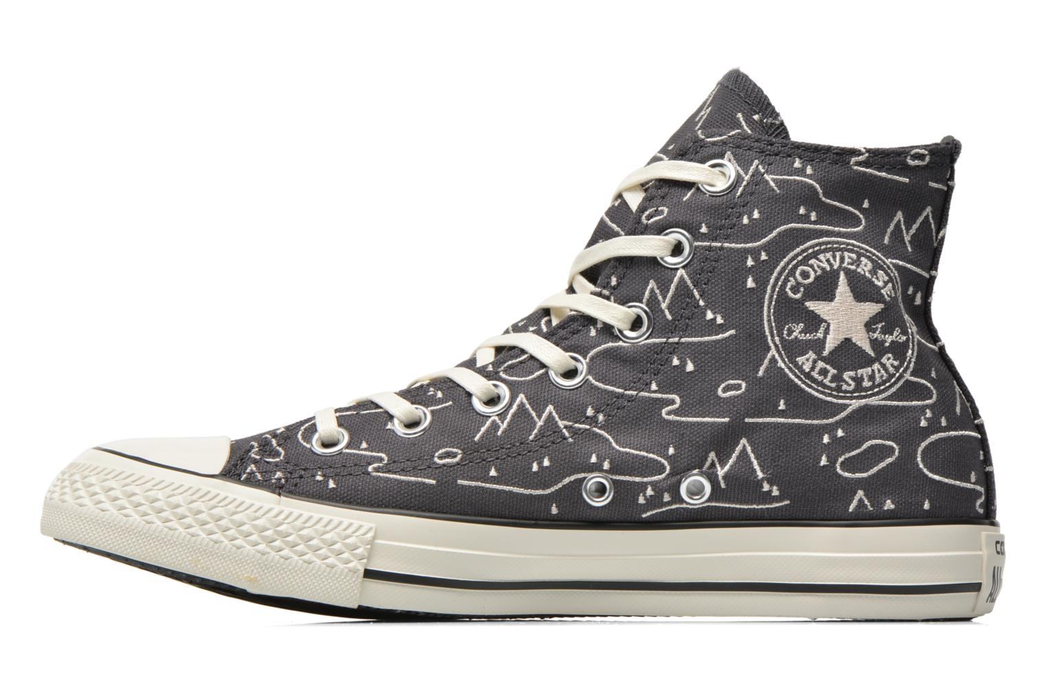 Chuck Taylor All Star Hi Journey Print W Storm Wind/Parchment/Egret