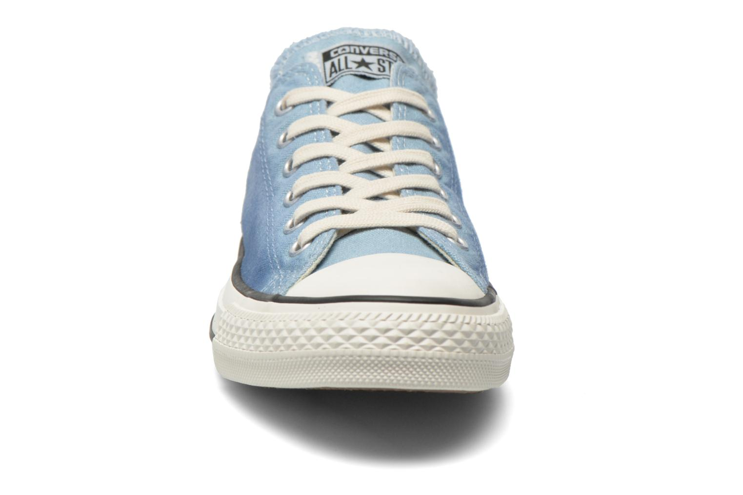 Trainers Converse Chuck Taylor All Star Ox Sunset Wash W Blue model view
