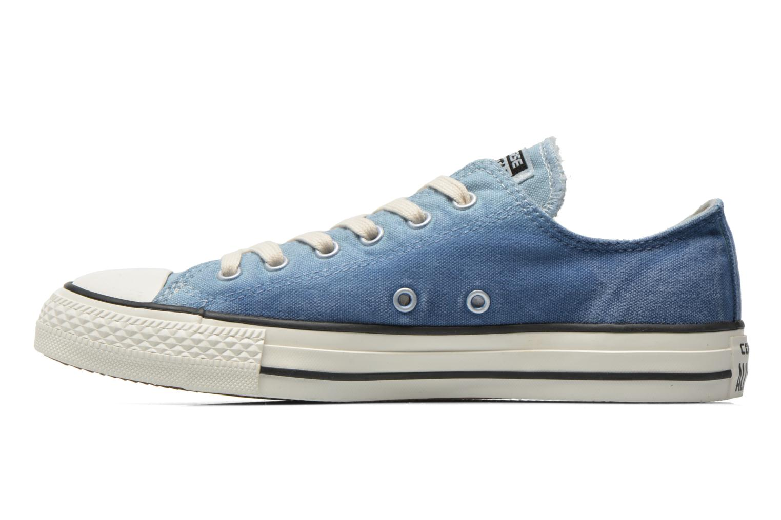 Trainers Converse Chuck Taylor All Star Ox Sunset Wash W Blue front view