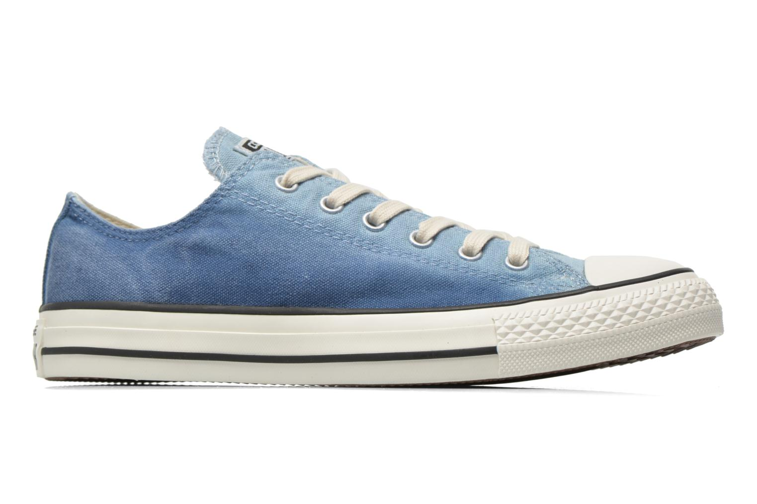 Trainers Converse Chuck Taylor All Star Ox Sunset Wash W Blue back view