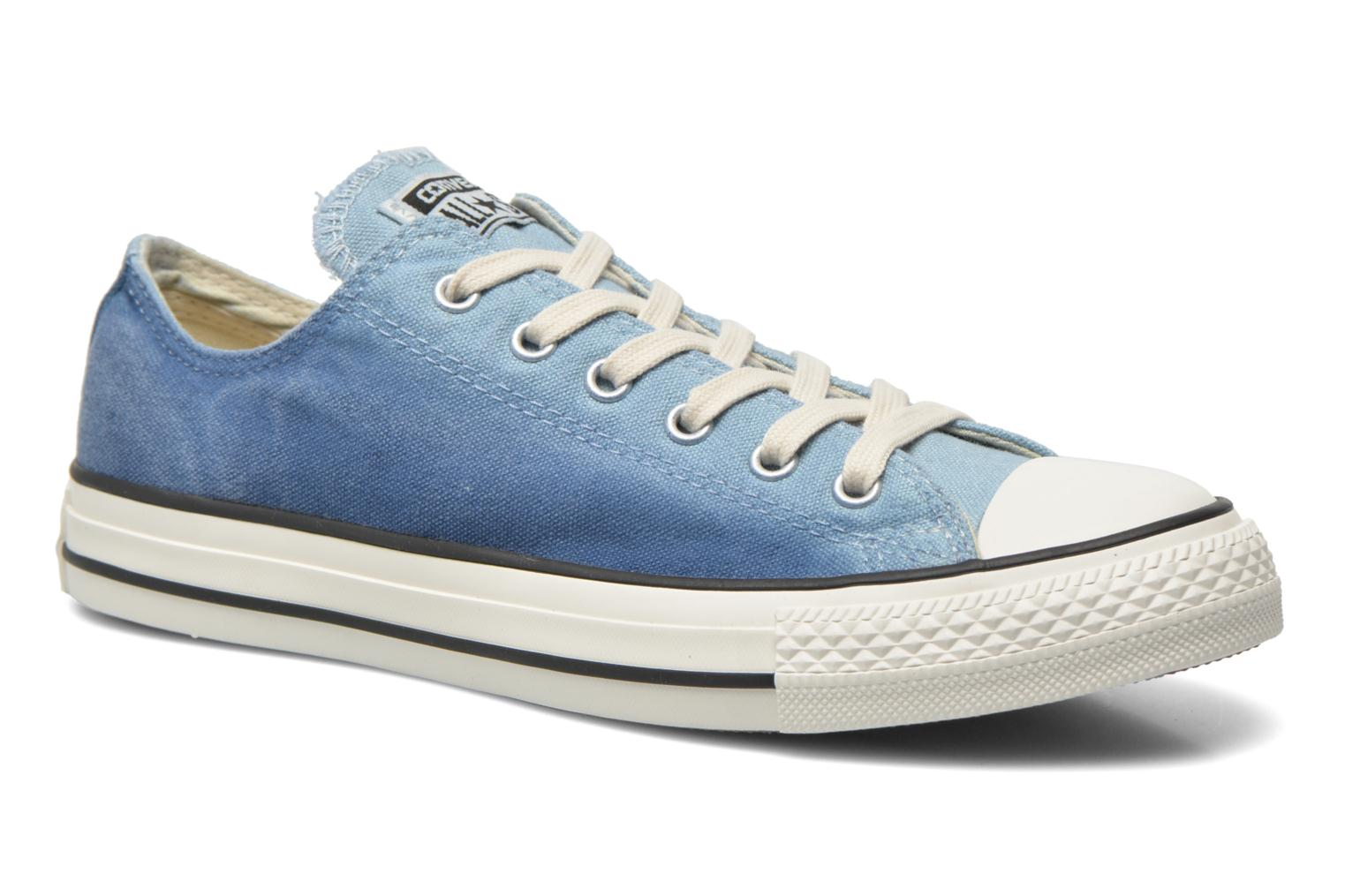 Trainers Converse Chuck Taylor All Star Ox Sunset Wash W Blue detailed view/ Pair view