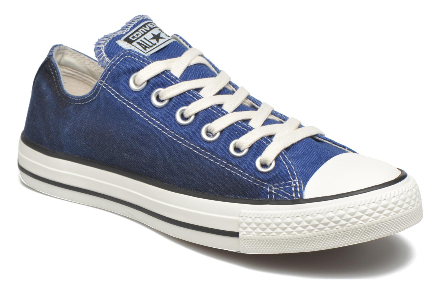 9788667de73e Trainers Converse Chuck Taylor All Star Ox Sunset Wash W Blue detailed  view  Pair view
