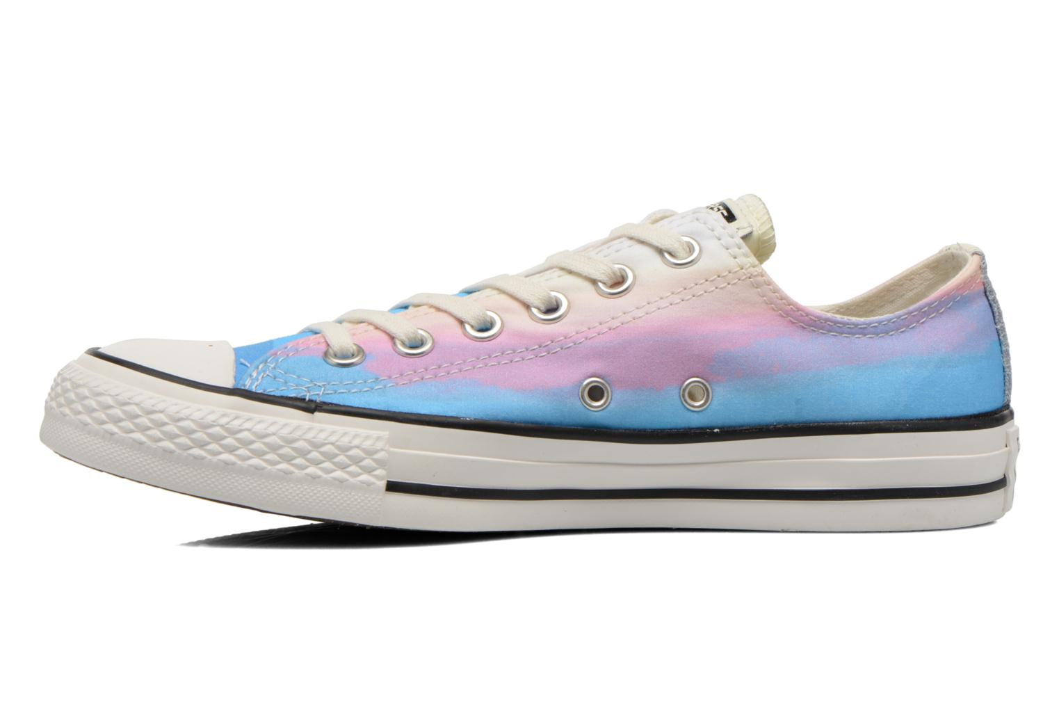 Trainers Converse Chuck Taylor All Star Ox Photo Real Sunset W Multicolor front view