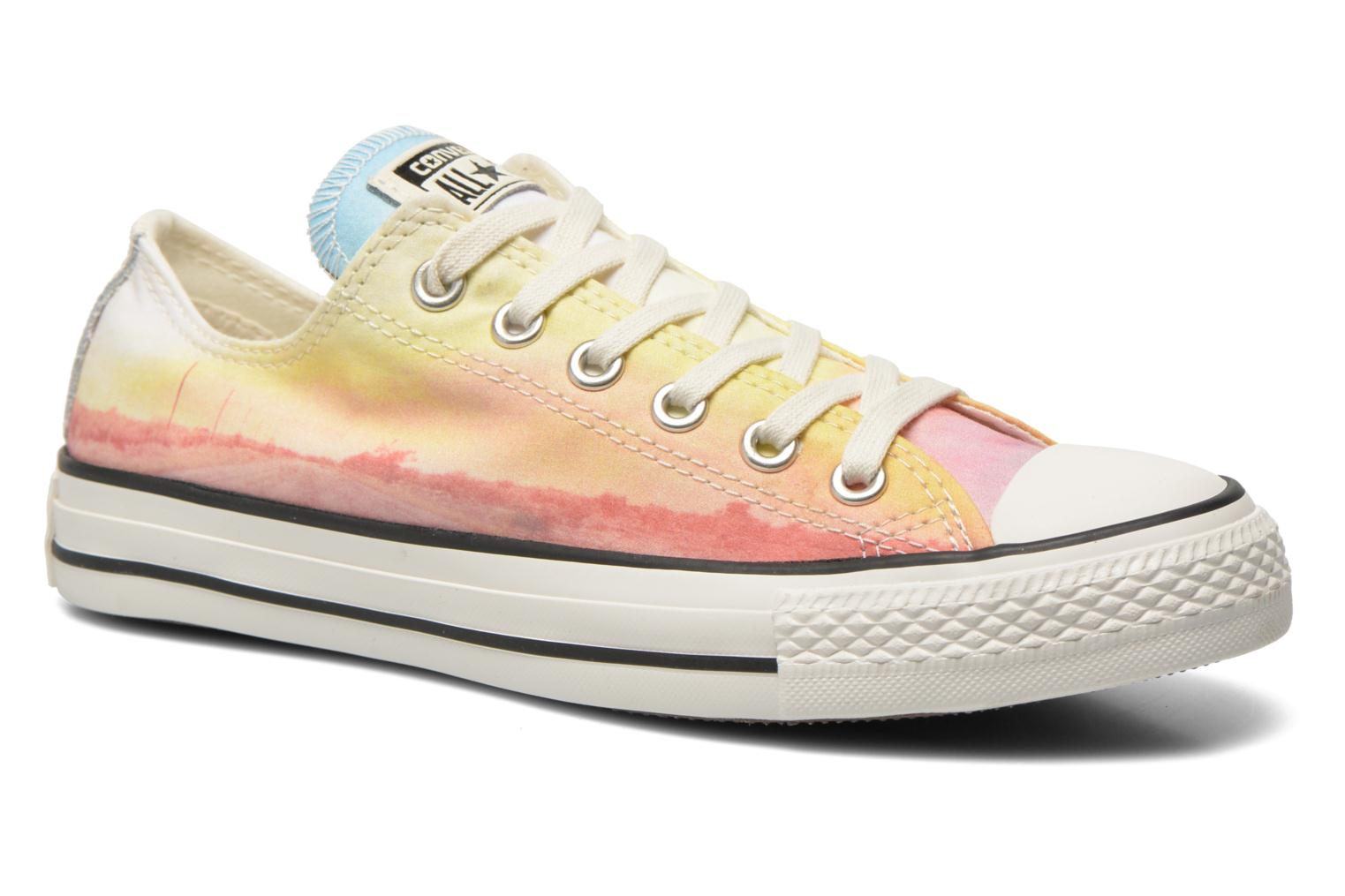 Converse Chuck Taylor All Star Ox Photo Real Sunset W Multicolore MNgb3OU