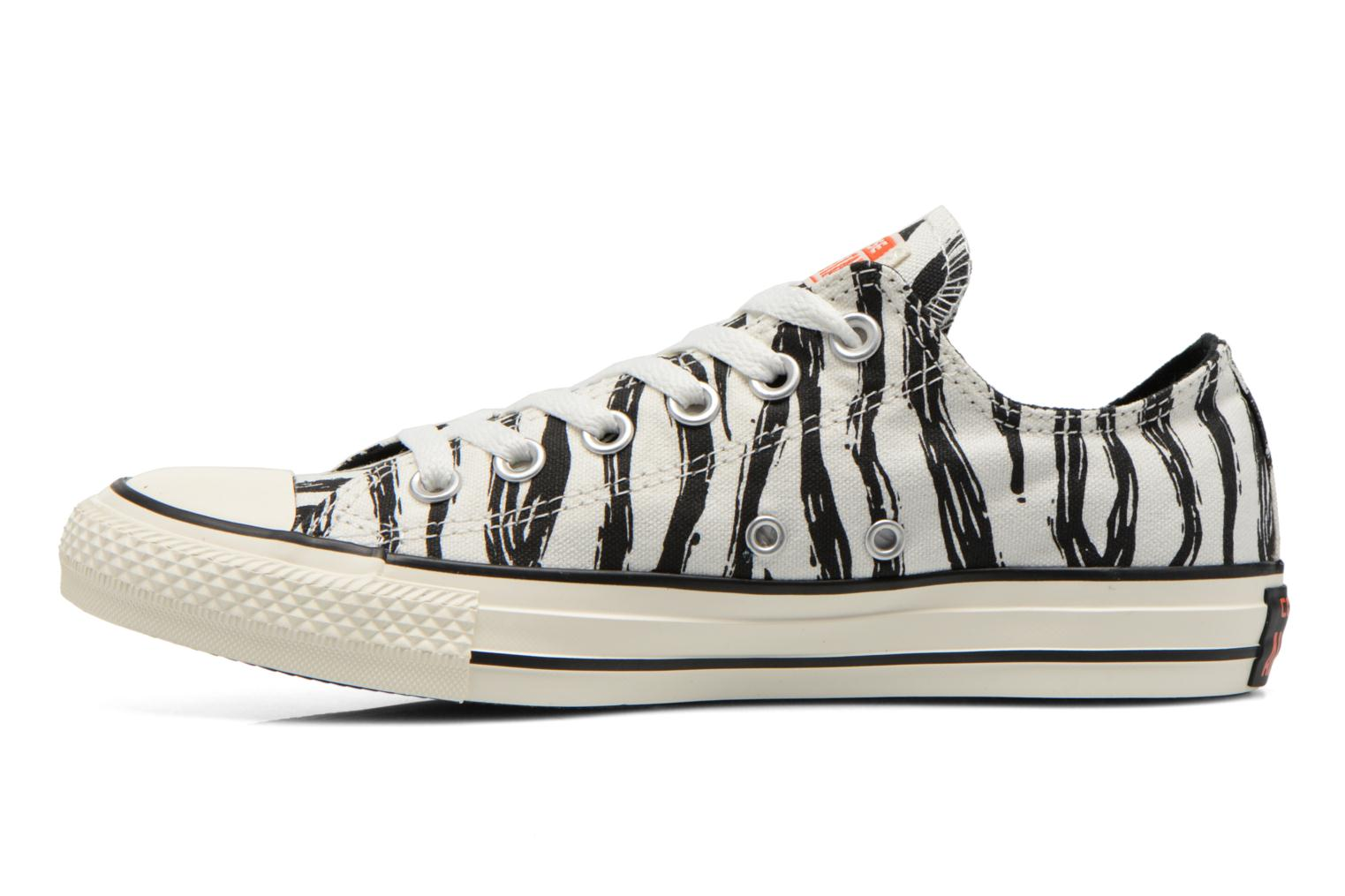 Baskets Converse Chuck Taylor All Star Ox Sketchbook Print W Multicolore vue face
