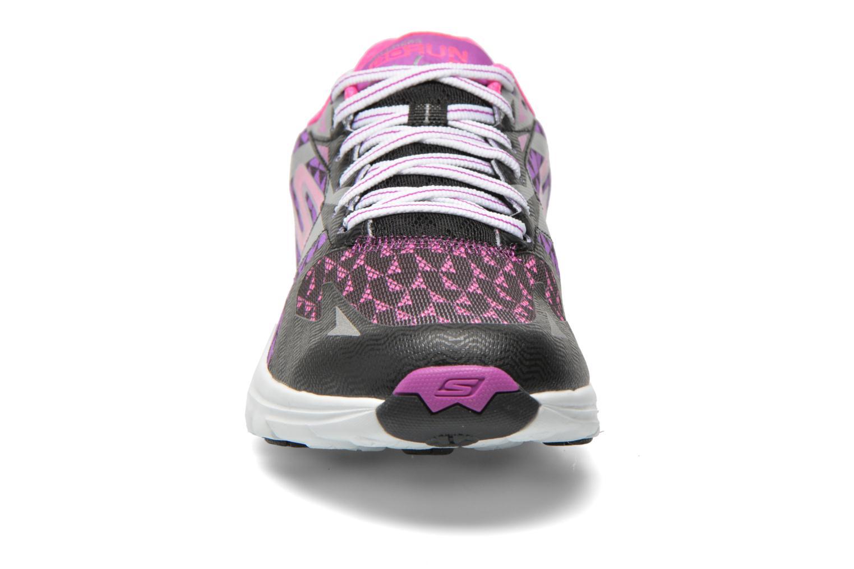 Sportschuhe Skechers Go Run Ride 5 13997 mehrfarbig schuhe getragen